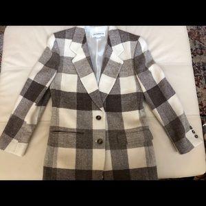 Vintage Liz Claiborne Wool Blazer